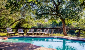Tented Camp Pool