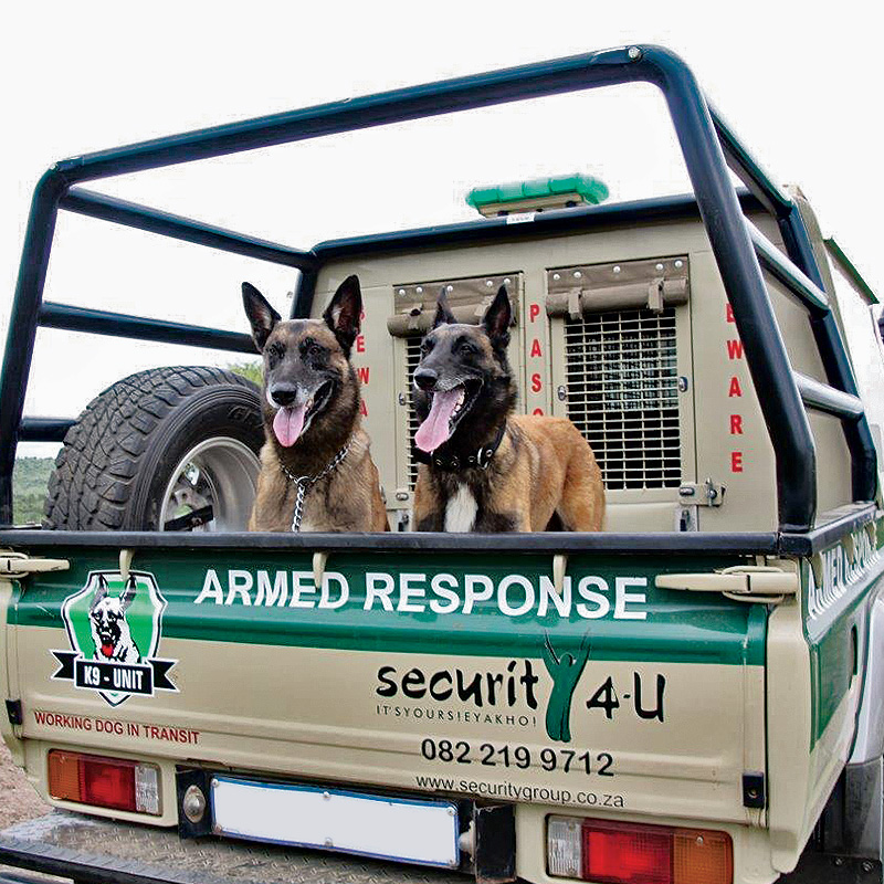 ANTI POACHING K9 UNIT
