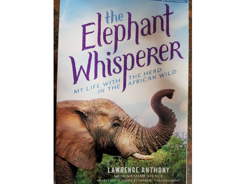 THE ELEPHANT WHISPERER FOR YOUNG READERS